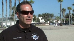 San Diego County Sheriff's Capt. Marco Garmo appears on KTLA sister station KSWB in San Diego in 2012.
