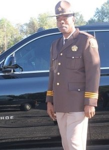 "Lowndes County Sheriff John ""Big John"" Williams, pictured in an undated photo provided by the Lowndes County Sheriff's Office."