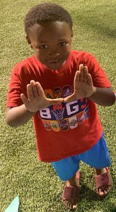 5-year-old Tanarius Moore shot and killed when he was caught in the crossfire during an altercation. (Credit: Tabios Darden via CNN Wire)