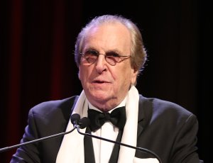 Actor Danny Aiello speaks at the 57th Annual New York Emmy awards at Marriott Marquis Times Square on March 30, 2014 in New York City. (Credit: Neilson Barnard/Getty Images)