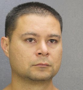 Michael Martinez is seen in a photo released by the Broward County Sheriff's Office.