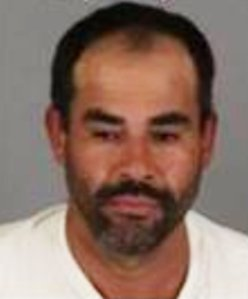 Noel Mejia arrested on Dec. 19, 2019. (Credit: Riverside County Fire Department/Cal Fire)