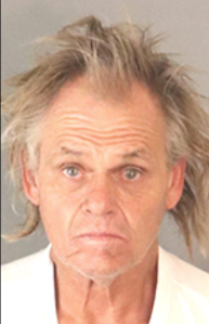 Brian Davidson of Moreno Valley arrested on Nov. 26, 2019. (Credit: Riverside County Sheriff's Department)