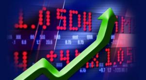 Stocks up