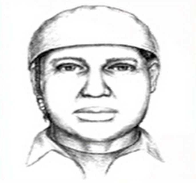 Lane Bryant Suspect Sketch