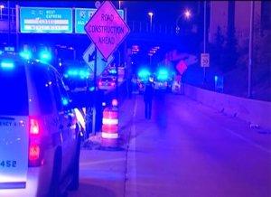 Shots fired on Dan Ryan Expressway