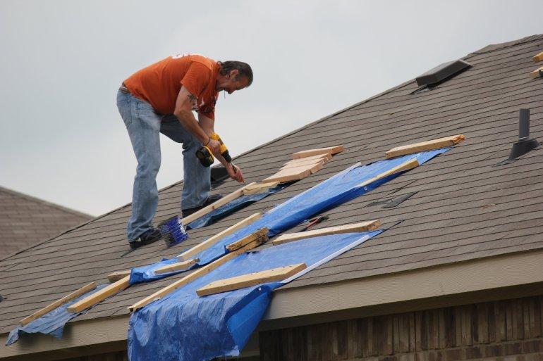 Tornado Slams Forney Texas