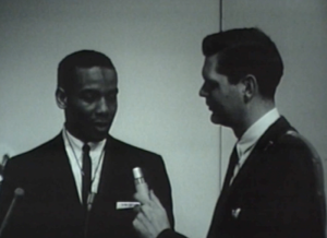 Ernie Banks talks about running for Chicago alderman in 1963.