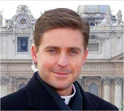 Father Jonathon Morris