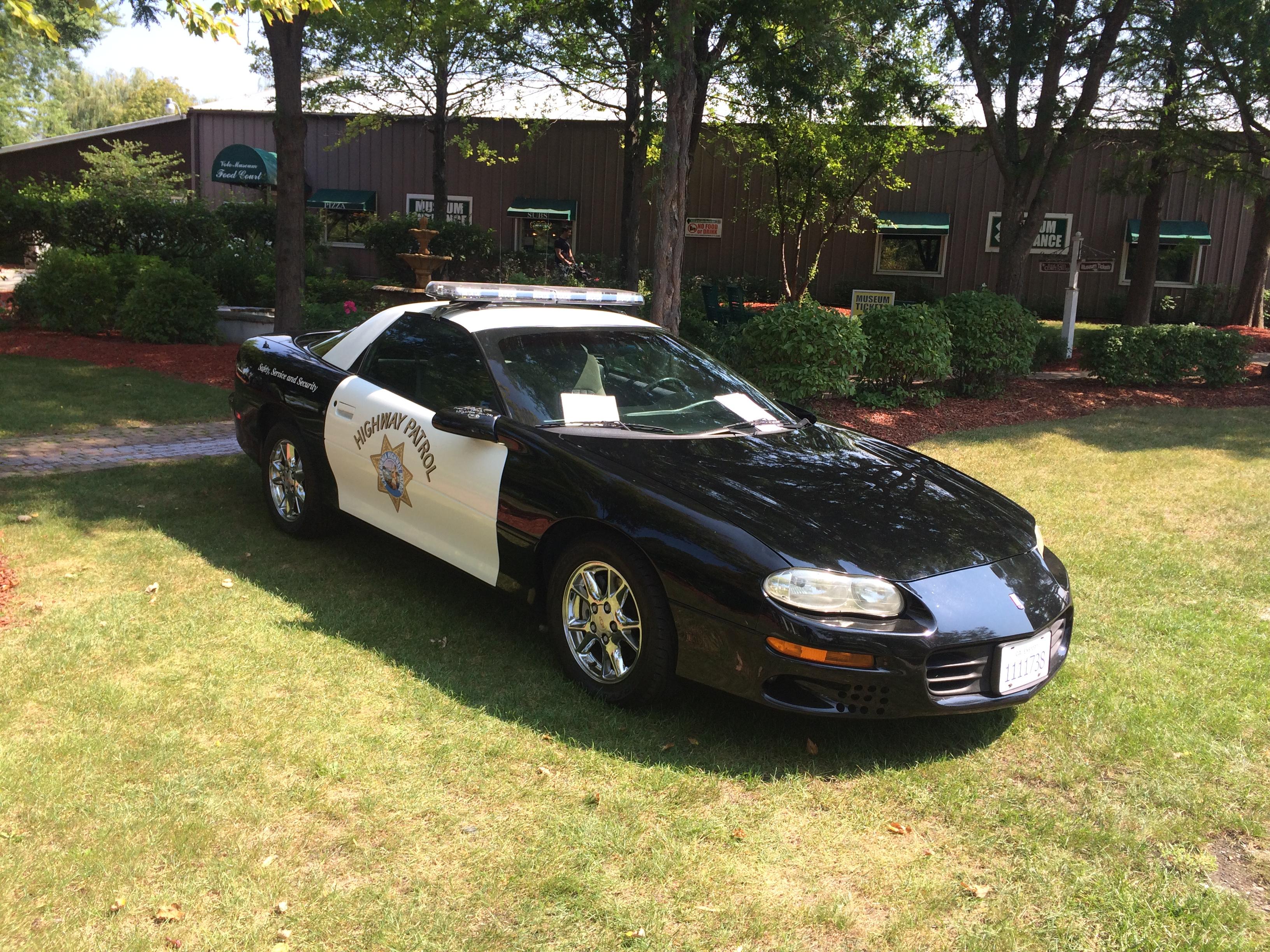 Camaro.police.car
