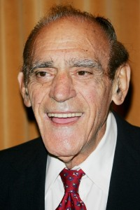 NEW YORK - OCTOBER 06: Actor Abe Vigoda attends The Motion Pictures Club's 65th Annual Awards & Installation Luncheon at the Marriott Marquis Hotel October 06, 2005 in New York City. (Photo by Evan Agostini/Getty Images)