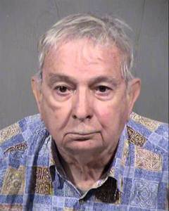 John Feit booking photo released by the Maricopa County Sheriff's Office in Arizona Feb. 9. Maricopa County Sheriff's Office.