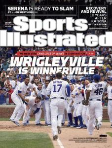 CUBS SI AUGUST