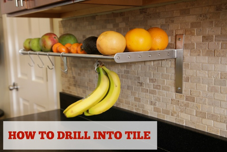 DRILL into Tile WW