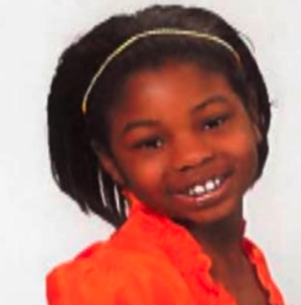Raziyah Hammond, 12. (Chicago police handout photo.)