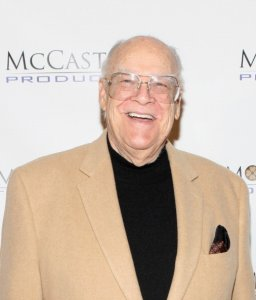 JERSEY CITY, NJ - DECEMBER 02: Actor David Huddleston attends the 40th Anniversary Reunion Of ''The Waltons'' at Landmark Loew's - Jersey City on December 2, 2011 in Jersey City, New Jersey. (Photo by Bennett Raglin/Getty Images)