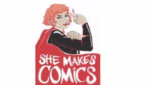 SheMakesComics