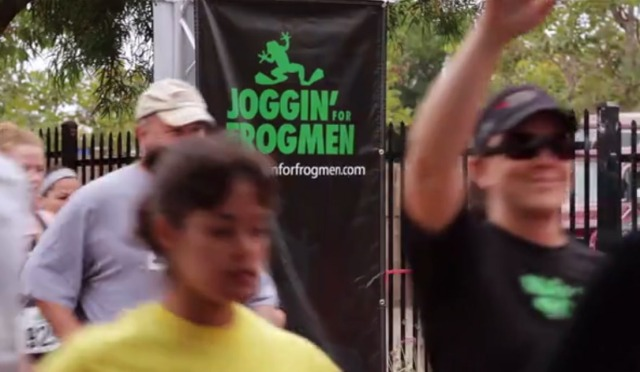 JogginForFrogmen