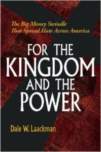 The cover of 'For the Kingdom and the Power.' (Handout)