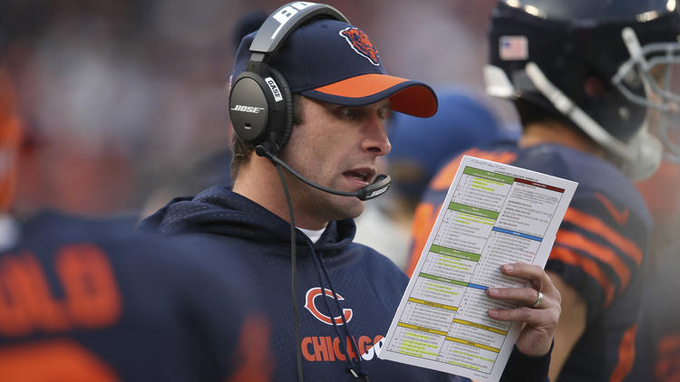 Adam Gase. (Chicago Tribune)