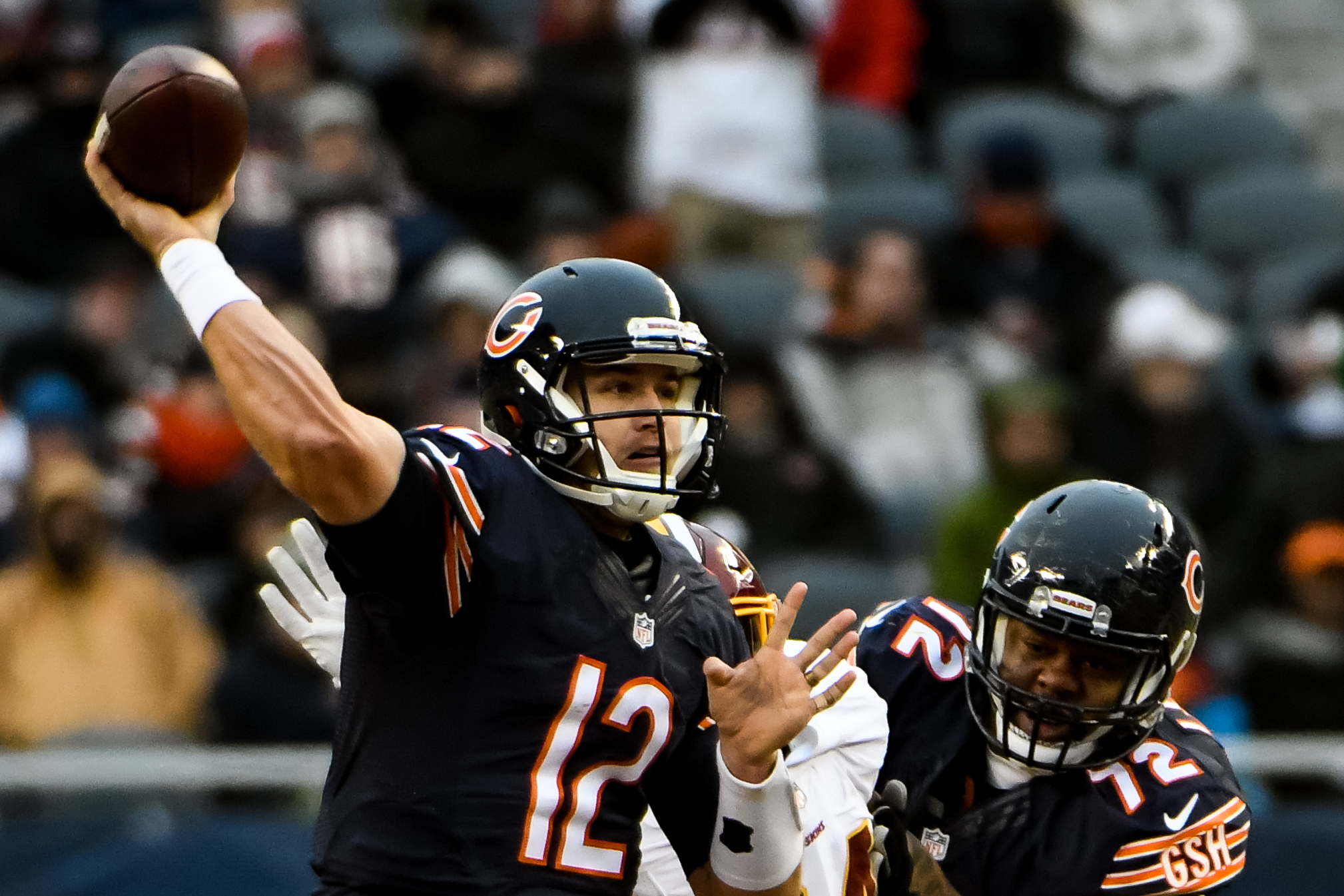 Matt Barkley. (Photo by David Banks/Getty Images)