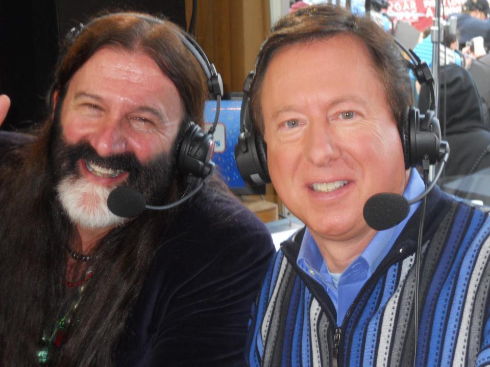Pierre Robert and Steve Highsmith