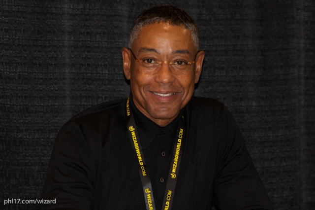 Giancarlo Esposito at Wizard World Philadelphia 2013