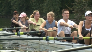 zach rowing
