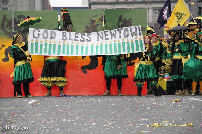 O'Malley Mummers Parade 2013-0404