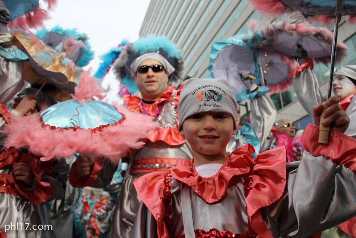 Riverfront Mummers Parade 2013-0348