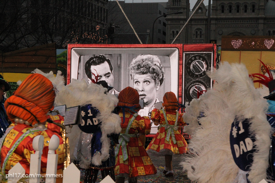 2014 Mummers Parade-0082