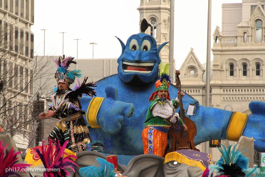 2014 Mummers Parade-0161