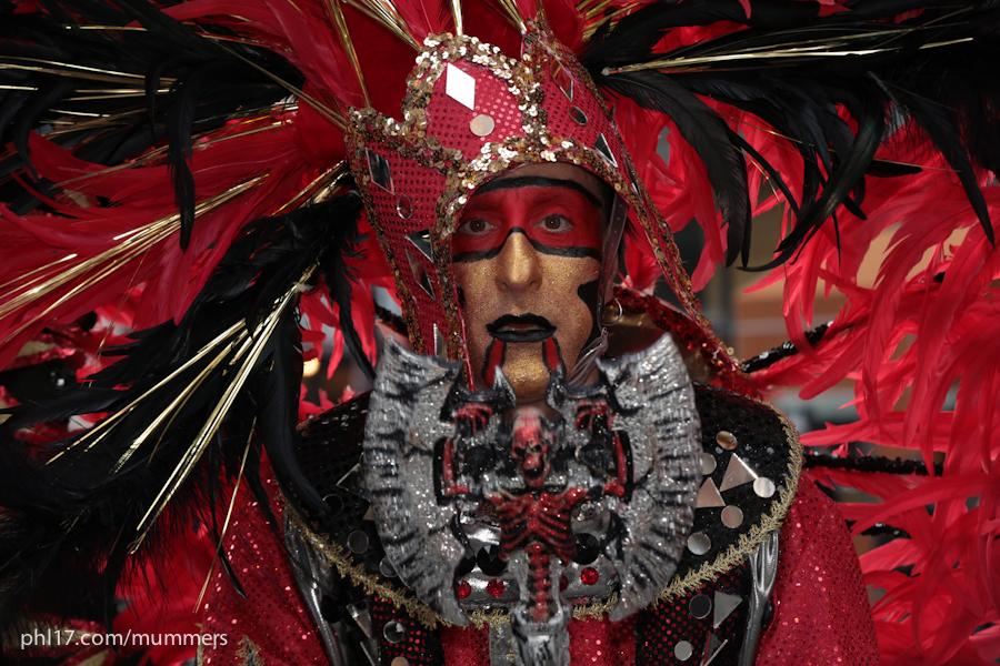 2014 Mummers Parade-0413