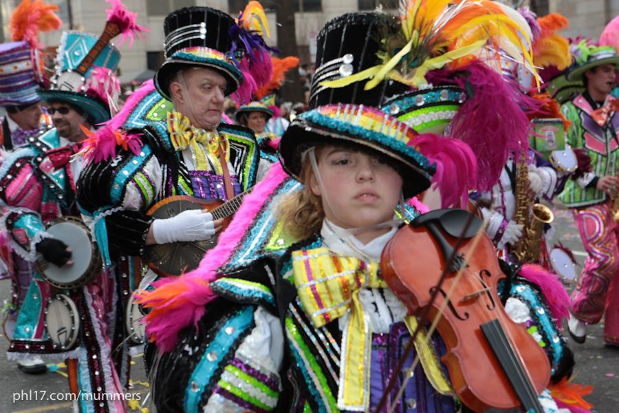 2014 Mummers Parade-0836