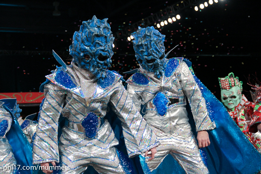 2014 Saturnalian Fancy Brigade