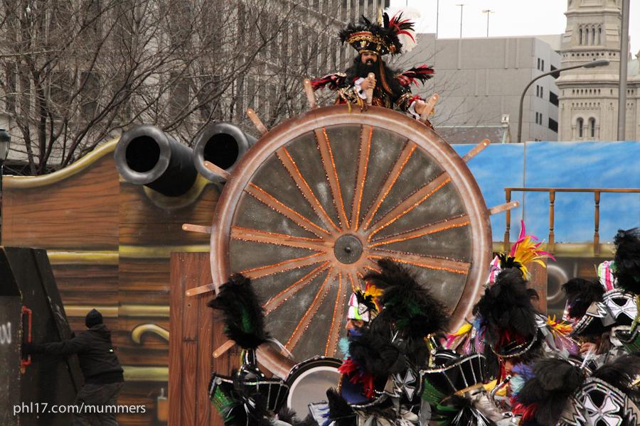 2014 South Philadelphia String Band