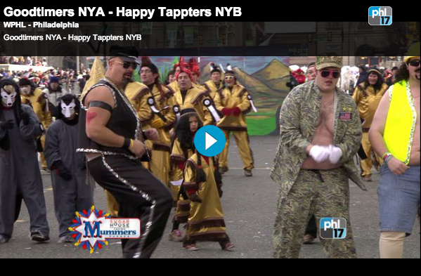 happy tappers
