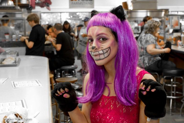 Cheshire Cat, Alice in Wonderland - 2014 Wizard World Philly