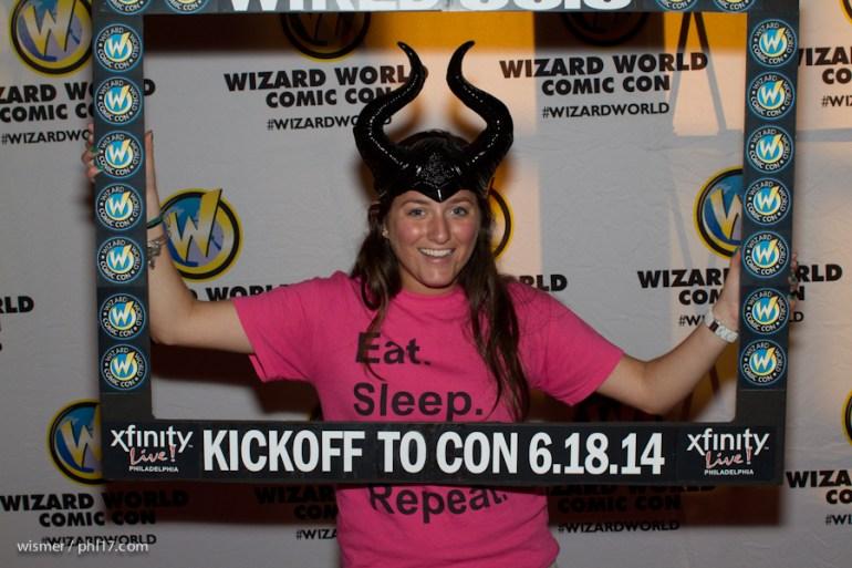 Wizard World Philadelphia Launch Party 061814-0004