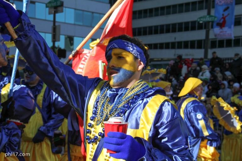 2015 Mummers Parade-5882
