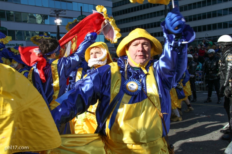 2015 Mummers Parade-5884