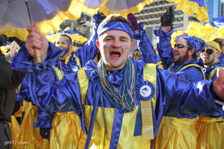 2015 Mummers Parade-5887