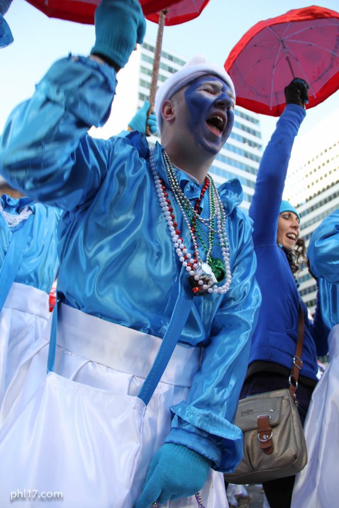 2015 Mummers Parade-5932