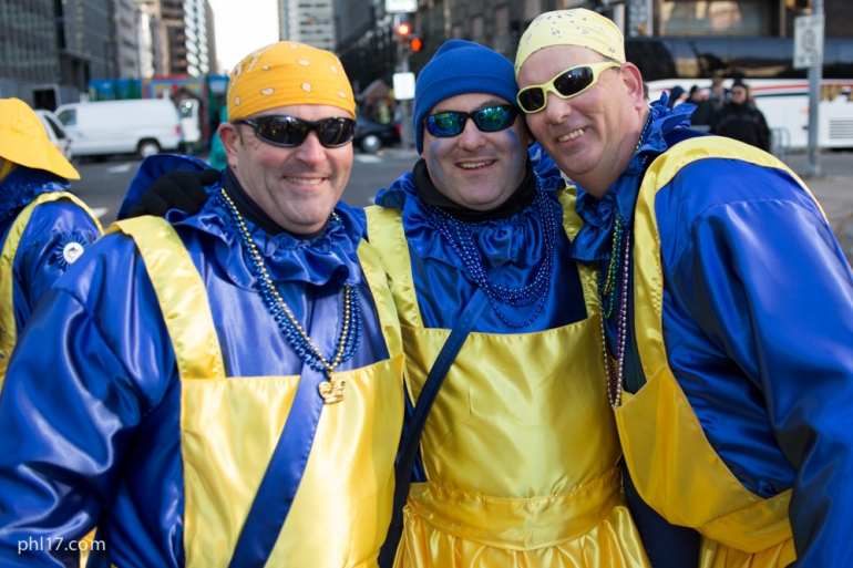 OMalley 2015 Mummers Parade Photos-0670
