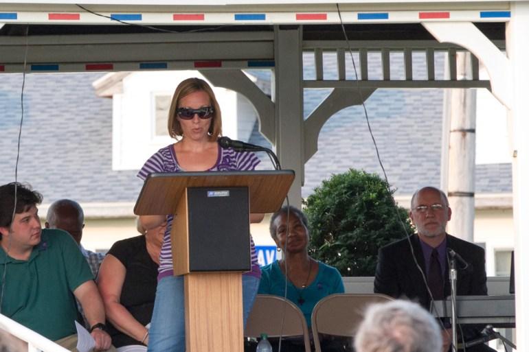 Carol Bowne Candelight Vigil