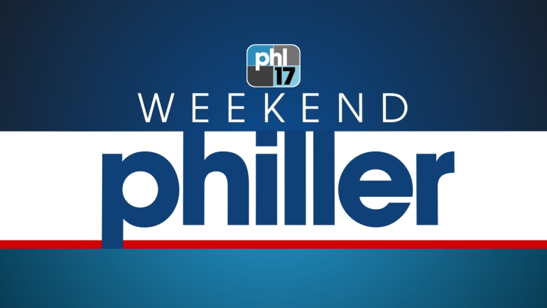 Weekend Philler STILL for monitors