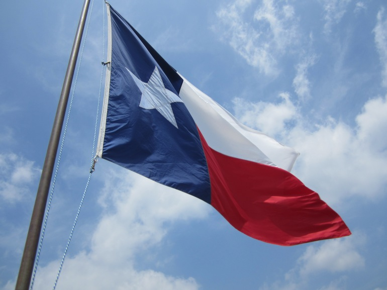 The Lone Star State of Texas