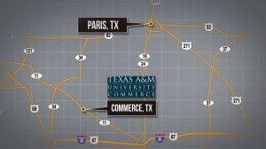Commerce PAris Map