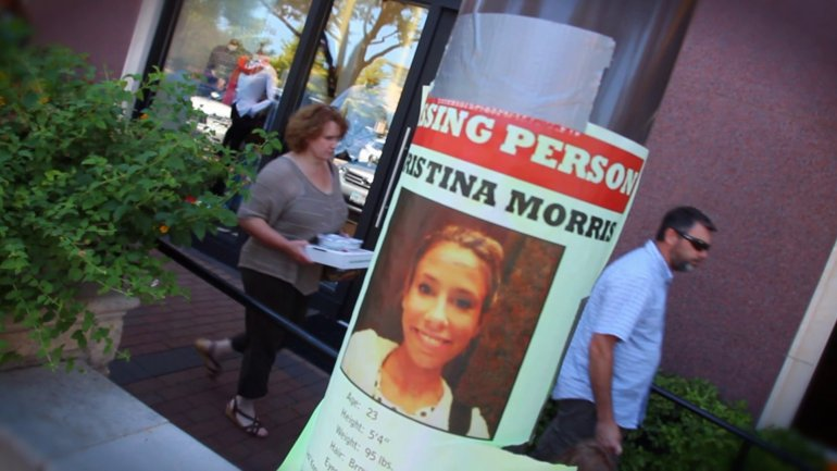 Christina Morris disappeared August 30 from the Shops at Legacy in Plano