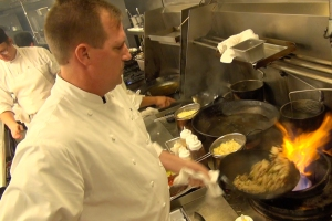 Executive Chef Patton